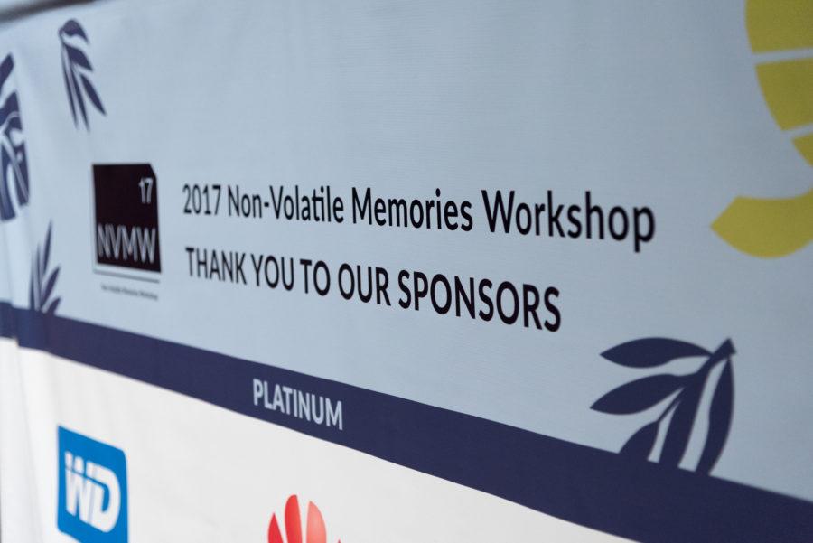 Sponsor the NVMW